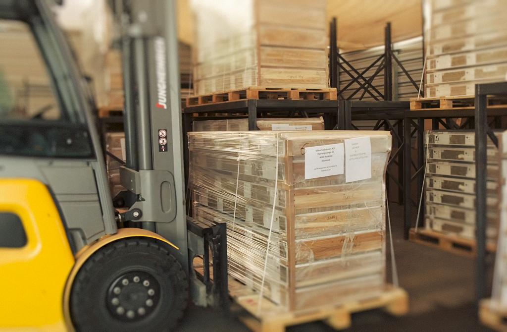 Logistics. Storage.
